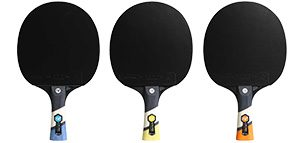 raquettes ping pong perform